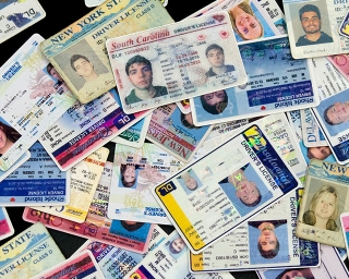 copies of fake ids